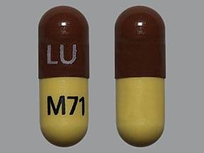 doxycycline monohydrate 50 mg capsule