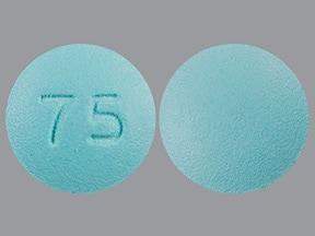 doxycycline hyclate 75 mg tablet