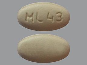 losartan 50 mg-hydrochlorothiazide 12.5 mg tablet
