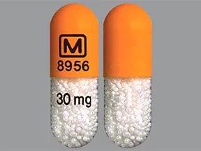 dextroamphetamine-amphetamine ER 30 mg 24hr capsule,extend release