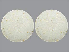 Vitamins B Complex tablet