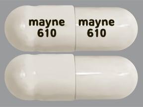 methylphenidate LA 20 mg biphasic 50-50 capsule,extended release