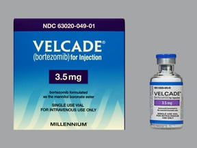 Velcade 3.5 mg solution for injection