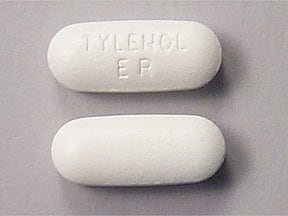 Tylenol Arthritis Pain 650 mg tablet,extended release