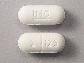 Imodium Multi-Symptom Relief 2 mg-125 mg tablet