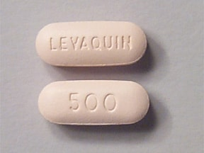 Levaquin 500 mg tablet