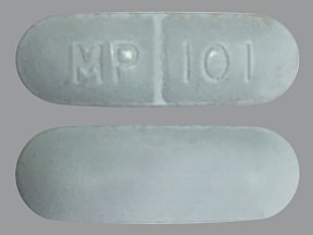 TriCare 27 mg iron-1 mg tablet