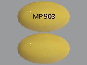 Decara 10,000 unit capsule