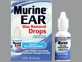 Murine Ear 6.5 % drops