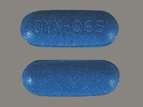 Solodyn 65 mg tablet,extended release