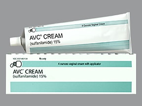 AVC Vaginal 15 % cream