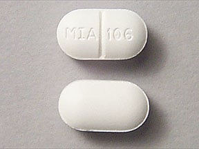 butalbital-acetaminophen 50 mg-325 mg tablet
