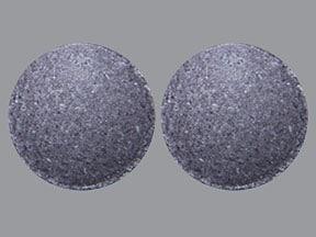 Iron Chews 15 mg tablet
