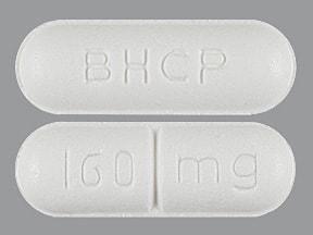 Betapace AF 160 mg tablet