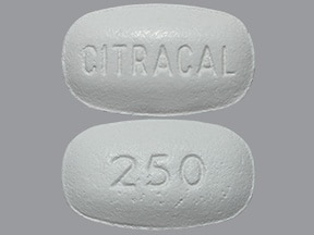 Citracal Regular Oral Uses Side Effects Interactions