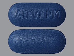can you take aleve with carisoprodol