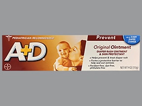 A and D (lan, pet) topical ointment
