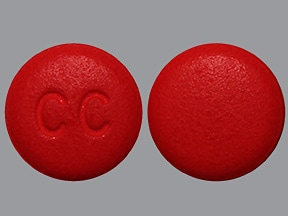 Coricidin HBP Cough and Cold 4 mg-30 mg tablet