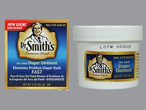 Dr. Smith's Diaper 10 % topical ointment