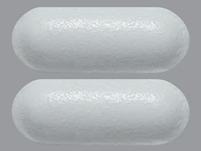 arginine (L-arginine) 500 mg tablet