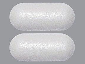 Vitamin C 1,000 mg tablet