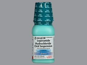 loperamide 1 mg/7.5 mL oral liquid