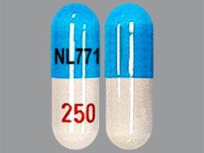flucytosine 250 mg capsule