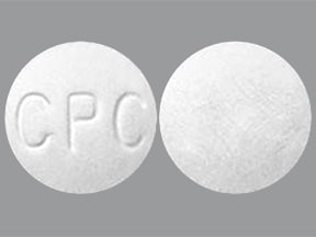 pseudoephedrine 60 mg tablet