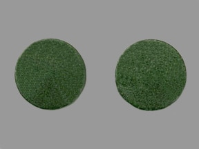 FeroSul 325 mg (65 mg iron) tablet