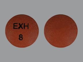 Exalgo ER 8 mg tablet,extended release