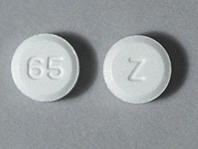 atenolol 25 mg tablet