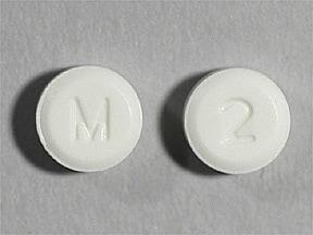 hydromorphone 2 mg tablet