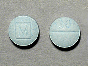 oxycodone 30 mg tablet