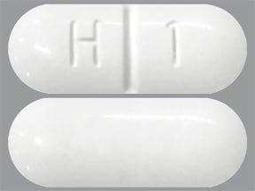 methenamine hippurate 1 gram tablet