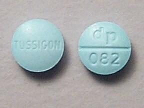 Tussigon 5 mg-1.5 mg tablet