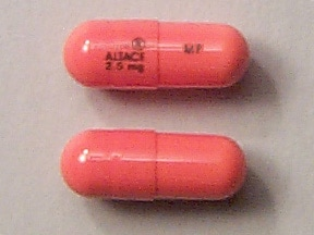 Altace 2.5 mg capsule