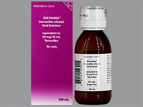 Soltamox 20 mg/10 mL oral solution