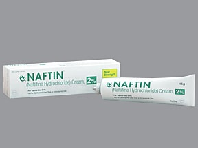 Naftin 2 % topical cream