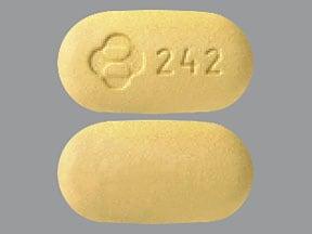 Isentress HD 600 mg tablet