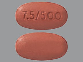 Segluromet 7.5 mg-500 mg tablet