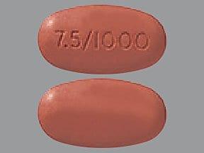 Segluromet 7.5 mg-1,000 mg tablet
