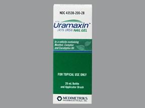 Uramaxin 45 % topical gel