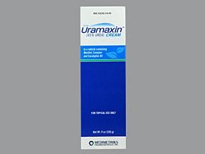 Uramaxin 45 % topical cream