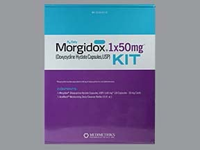 Morgidox 1x 50  50 mg kit