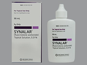 Synalar 0.01 % topical solution