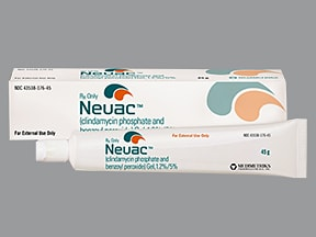 Neuac 1.2 % (1 % base)-5 % topical gel