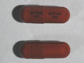 trimethobenzamide 300 mg capsule
