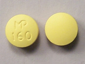 thioridazine 100 mg tablet