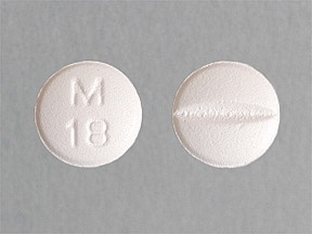 metoprolol tartrate 25 mg tablet