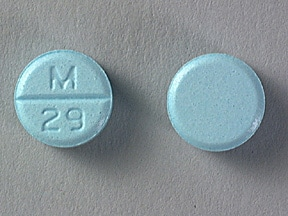 methyclothiazide 5 mg tablet